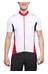 GORE BIKE WEAR Element Full-Zip Jersey Men white/red